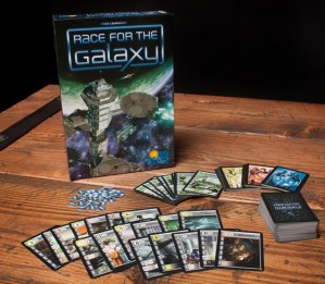 Race for the Galaxy: A Top Pick to Start the New Year
