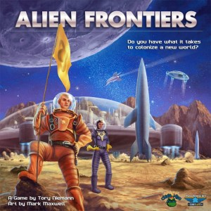 The New (Alien) Frontiers: Boldly Roll Where You've Never Rolled Before