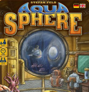 Aqua Sphere: Better have an extra O2 Tank