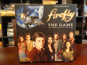 Firefly the Board Game: Keep on Flying