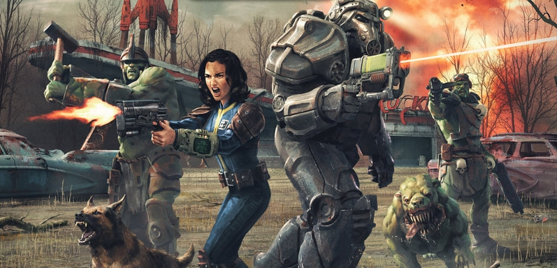 Fallout: Wasteland Warfare looks to move video gamers to the table; an Interview with Chris Birch of Modiphius