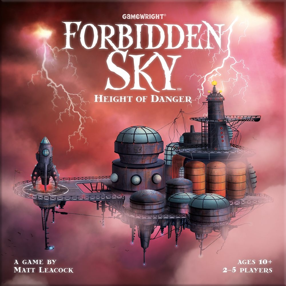 Forbidden Sky: Why Aren't We Allowed Anywhere? | image