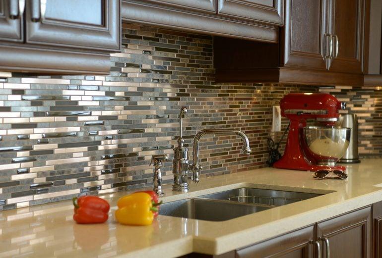 5 fresh kitchen backsplash ideas real