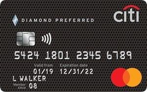 Citibank Diamond Preferred Credit Card