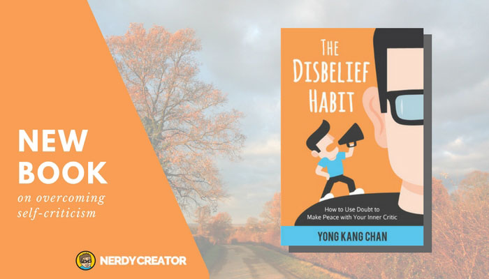 [New Book] The Disbelief Habit: How to Use Doubt to Make Peace with Your Inner Critic