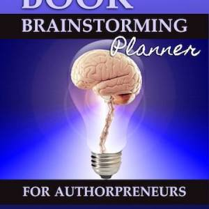 Brainstorming Planner Series Cover 5