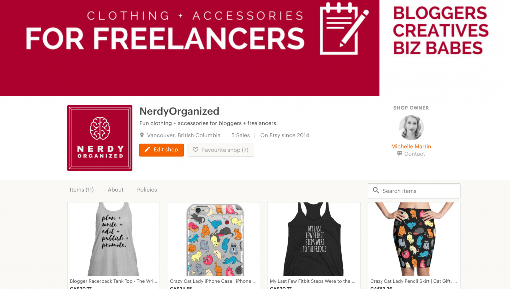 Create Online Clothing Business Free