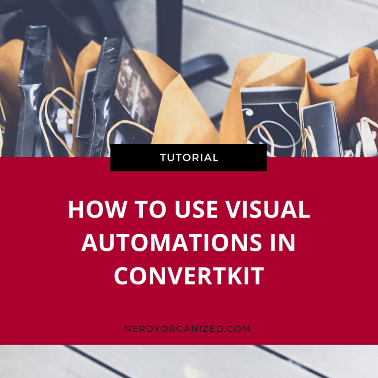 ConvertKit Visual Automations