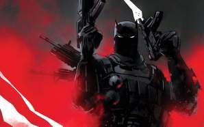Batman é um cavaleiro armado e sombrio em nova edição…