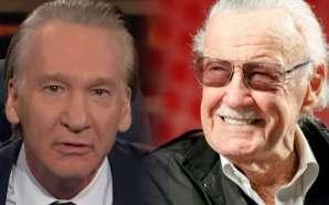 Bill Maher esclarece comentários sobre Stan Lee e manda fãs…