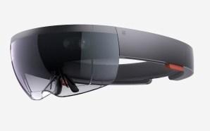 Microsoft revela HoloLens V2