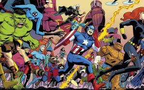Zoom em Quadrinhos: História do universo Marvel | Um evento…