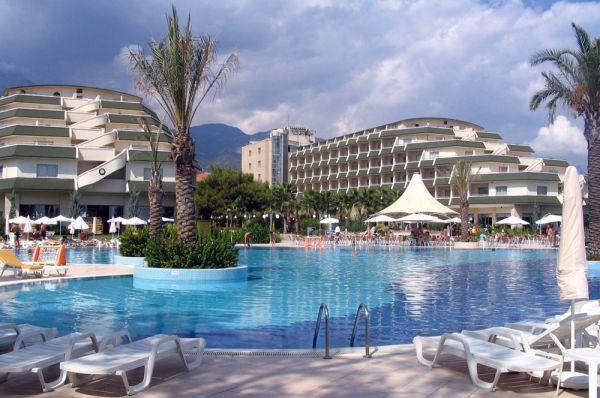 Queens Park Resort Tekirova - Tekirova Kemer Antalya ...