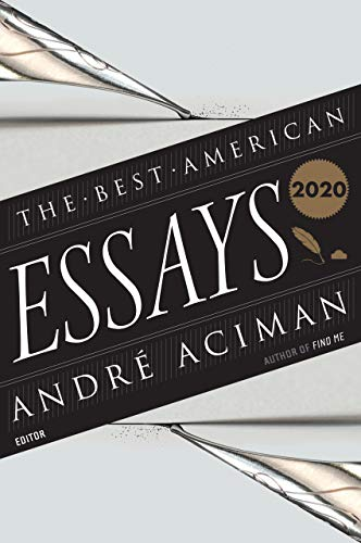 Best American Essays 2020 cover image