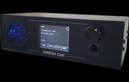 BlueDV DVMEGA Cast, DSTAR/DMR/Fusion All In One Radio