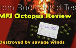 Field Testing The MFJ Octopus Antenna | Did It survive the wind?