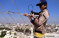 Student from Saint Paul's School Rajkot receives ISS SSTV