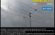 Yagi Ultrabeam  6-10-12-15-17-20-30 and 40M UB640 – VL1-3
