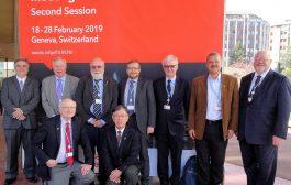 IARU Represents Amateur Radio at WRC-19 Preparatory Meeting