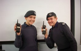 Contact Cadets on 60m