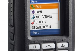 Kenwood TK-D200GE VHF DMR Portable with GPS, Display and Keypad