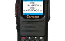Wouxun KG-UVN1 Dual Band DMR Review