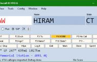 N1MM+ Logger – SSB signal detection and QSY via keyboard