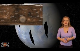 All Quiet at Earth, New Crater on a Stormy Mars: Solar Storm Forecast 06-20-2019