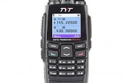 TYT DM-UVF10 GPS DPMR Digital Transceiver VHF + UHF