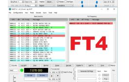 """Major WSJT-X Upgrade Boosts FT4 into """"a Finished Protocol for HF Contesting"""""""
