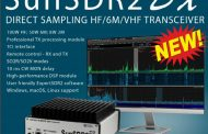Introducing the new SunSDR2 DX transceiver  [ VIDEO ] Friesrichshafen