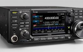 Overview of the Icom IC-9700 SDR VHF/UHF Transceiver