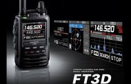 Yaesu FT3D First look at the new Handheld