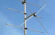 Hybrid Double Quad Antenna 2m 2/HDQ5