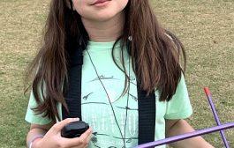 Marissa Robledo, W4AQT, Named 2019 ARRL Alabama Outstanding Youth Ham