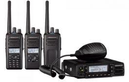 NX-3000 Series lightbar and custom voice prompts   Kenwood Comms
