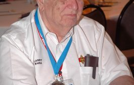 ARRL and IARU President Emeritus Larry Price, W4RA, SK
