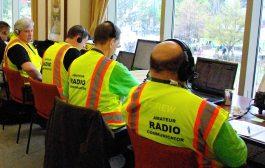 Amateur Radio Emergency Data Network Employed to Monitor California Wildfires