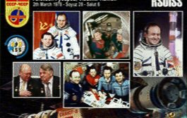 ISS SSTV Oct 9 and 10 – On Air