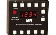 MFJ-1924 Programmable Screwdriver Antenna Controller