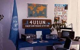 UN Headquarters' 4U1UN has been Back on the Air