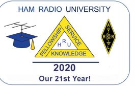 ARRL Lifelong Learning Manager to Keynote Ham Radio University 2020 in January