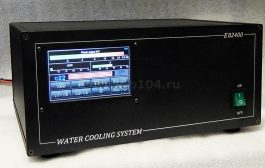 HF/6 m power amplifier 2400W MRF1K50H water cooling