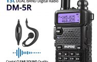 Baofeng DM-5R DMR Radio – Unboxing & First Impressions