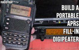 Build an APRS Fill In Digipeater – Ham Radio Q&A