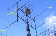 432 MHz world tropo record extended even further to 4,644 kms