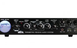 Parametric Receive Audio System Equalizer – Heil Sound