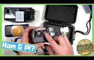 Portable Raspberry Pi 4 Amateur Radio Station