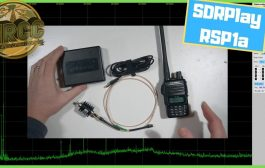 $100 Spectrum Analyzer with the SDRPlay