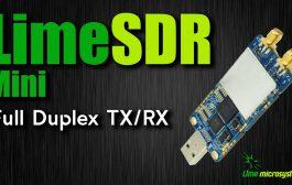 LimeSDR Mini – Full Duplex SDR Transceiver – DATV – QO100 – Es Hail 2